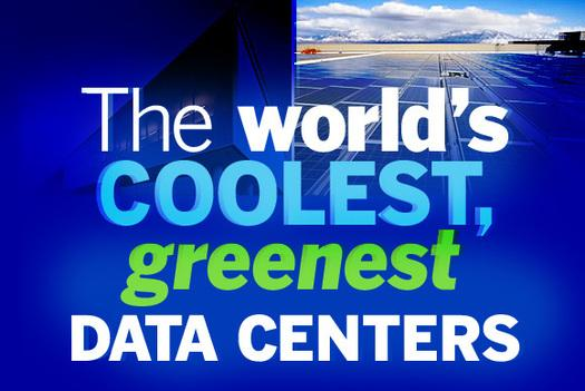 In pictures: The world's coolest, greenest datacentres - Slideshow