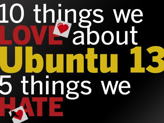In Pictures: 10 things we love about Ubuntu 13/5 things we