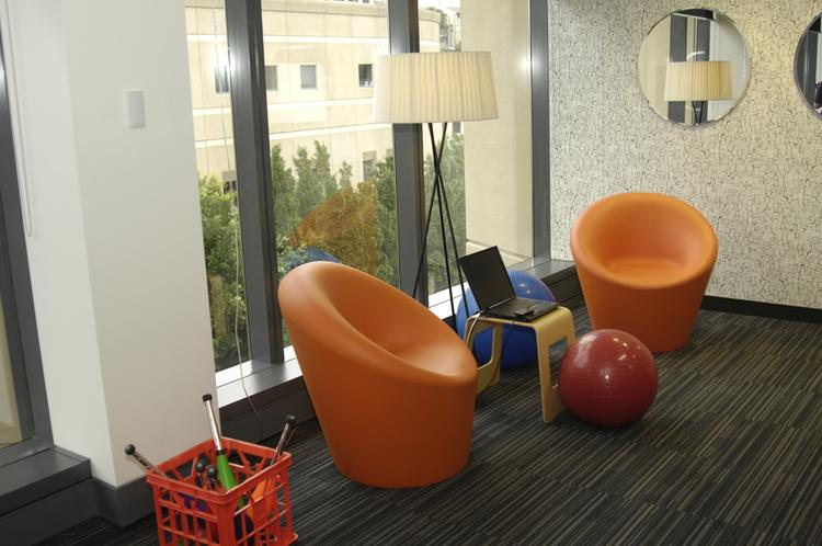 sydney google office. games galore at google sydney office