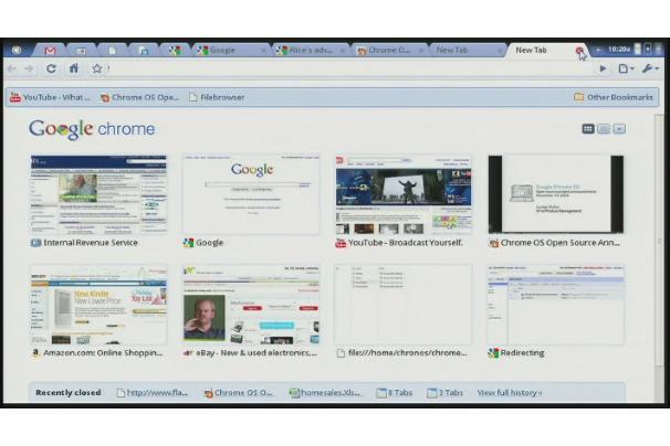 Google Chrome OS: A virtual tour - Slideshow - Computerworld