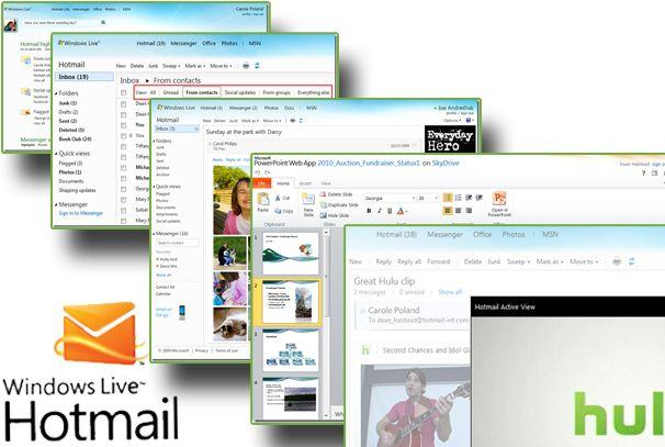 In Pictures: Microsoft Revamps Hotmail With New Tools - Slideshow