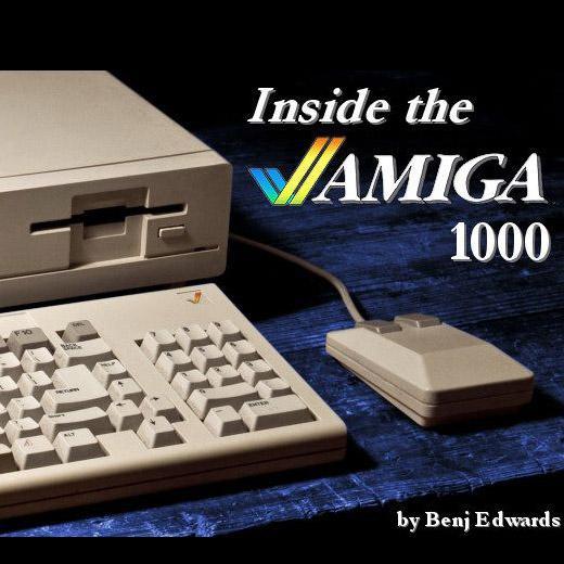 Inside the Amiga 1000 - Slideshow - Computerworld