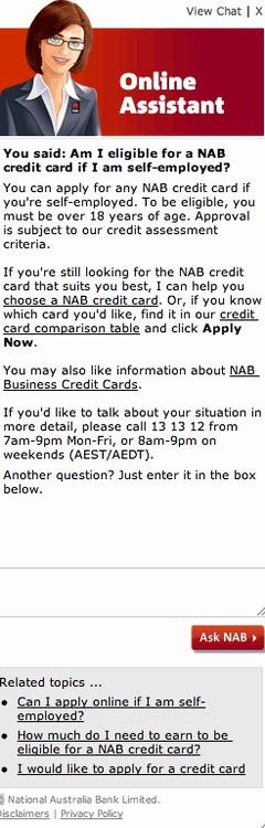 Nab business credit card application image collections card design national australia bank business credit cards choice image card in pictures behind the scenes of mycybertwin reheart Gallery
