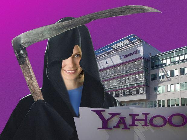 In Pictures: Yahoo, you're dead! 8 services in Yahoo's