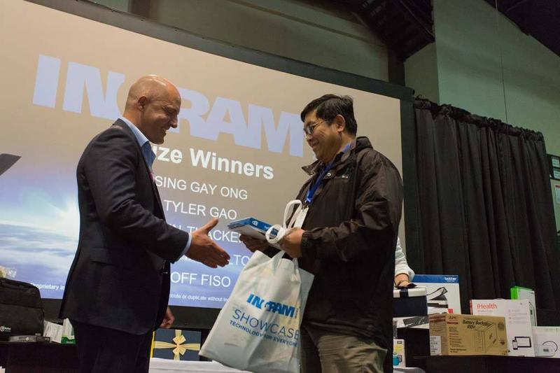 ​IN PICTURES: Ingram Micro hits Wellington for Showcase 2015