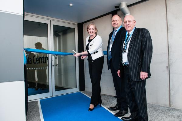 In pictures: Gen-i opens new Christchurch data centre