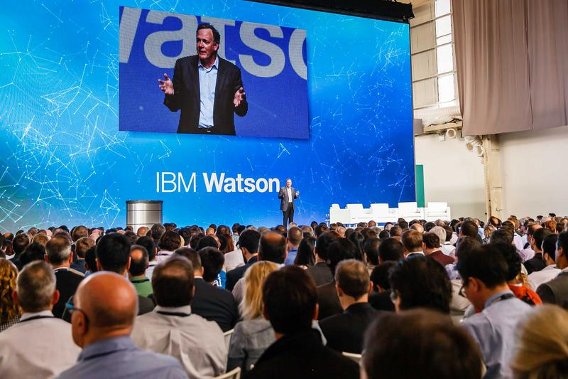 IN PICTURES: Inside IBM's world of Watson…