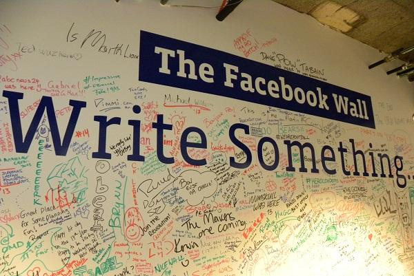 In pictures: Facebook's Sydney office