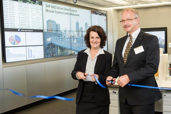 In pictures: SAP opens $60m Melbourne innovation centre
