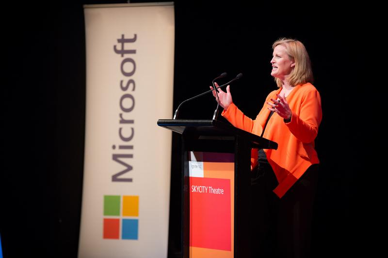 IN PICTURES: Microsoft Ignite NZ 2015 - Women in Technology