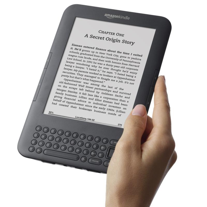 amazon's kindle dominating the e book market The market dominating book seller on apple continues to believe that the ibookstore and ipad created competition in the e-book space, where amazon's kindle.