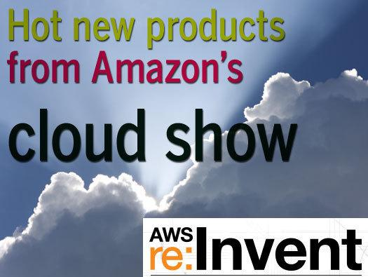 In Pictures: Hot new products from Amazon's Cloud show