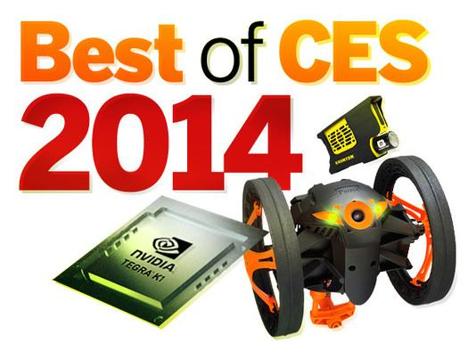 In Pictures: Best of CES 2014