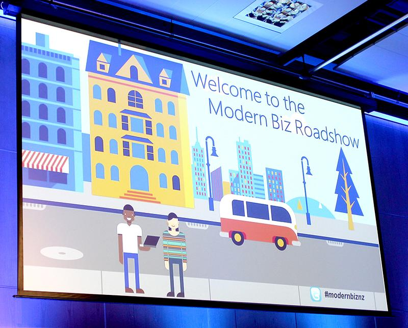 IN PICTURES: Microsoft's ModernBiz Roadshow in Auckland