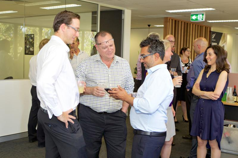 IN PICTURES: Christchurch crosses the Tasman as Tait Communications opens regional HQ in Sydney