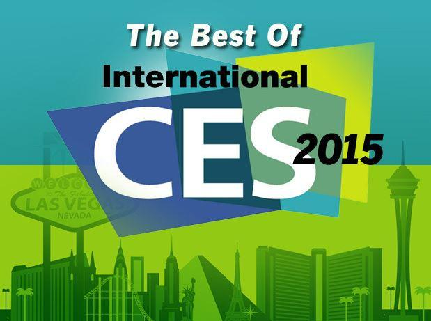 In Pictures: Best of CES 2015
