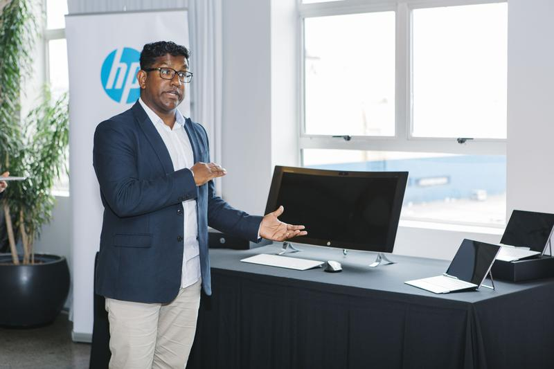 ​IN PICTURES: An enviable line-up of devices as HP NZ unveils premium PC range