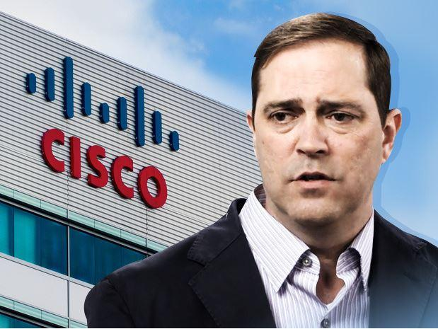 In Pictures: New Cisco CEO - Meet the real Chuck Robbins