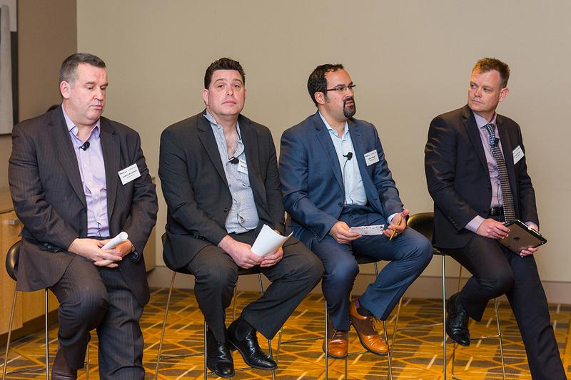 In pictures: Computerworld Exchange Breakfast: Accelerate Your Digital Transformation