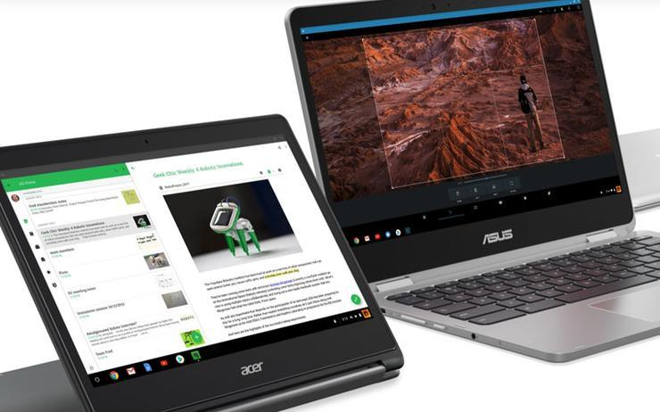 Microsoft tries to take on the Chromebook once more