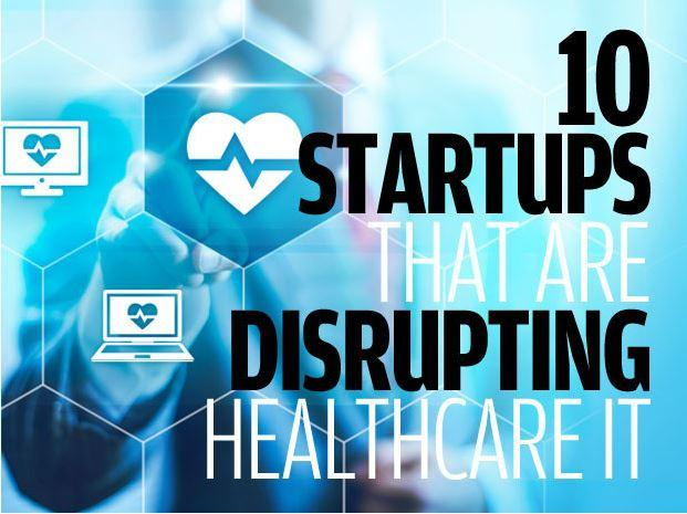 In Pictures: 10 start-ups that are disrupting healthcare IT