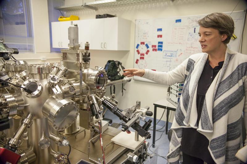 Inside UNSW's quantum computing laboratory
