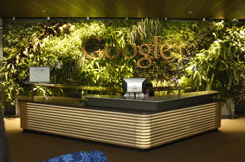 In pictures: Inside Google's Sydney office funpark