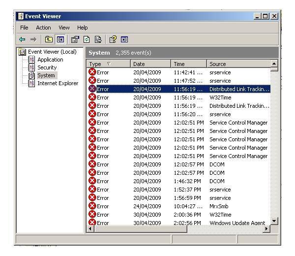 Windows Event Viewer phishing scam remains active