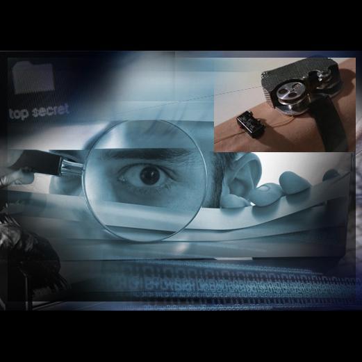 10 cutting-edge spy gadgets