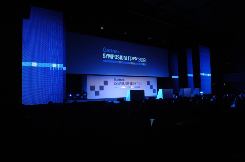 In Photos: Gartner Symposium 2009 keynote