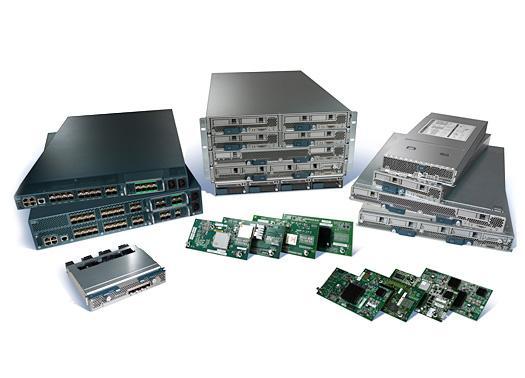 Cisco's data center blitz
