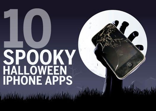 10 spooky Halloween iPhone apps