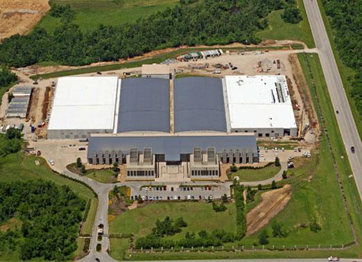 Seven innovative data center designs