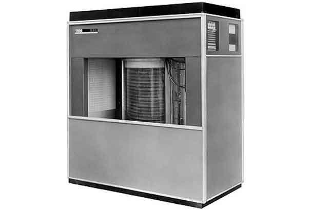 The evolution of hard disk drives