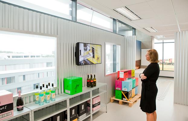 In pictures: NICTA Future Logistics Living Lab opening