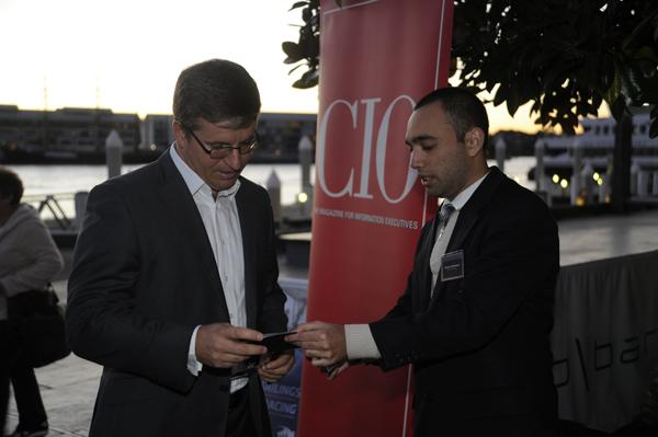 CIO networking night