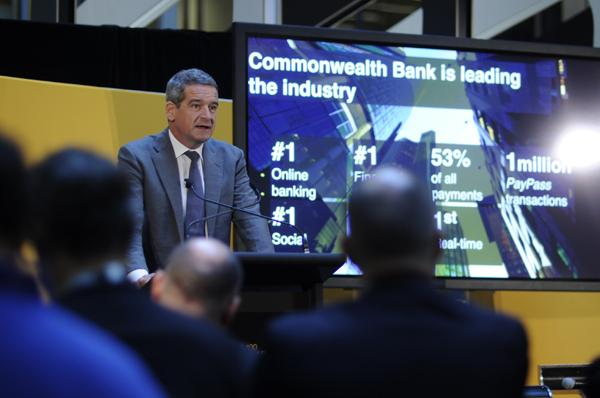 In pictures: Commonwealth Bank rolls out Kaching