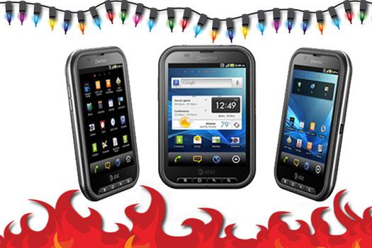 In pictures: 15 hot phones for the holidays