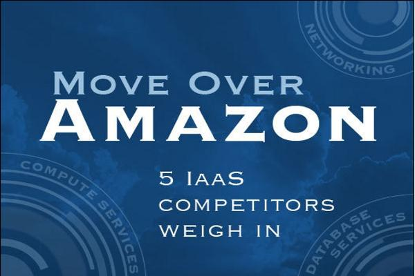 In Pictures: Amazon's Cloud feels the heat from Google, HP, Microsoft