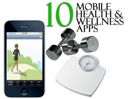 In Pictures: 10 mobile apps that promote health and wellness