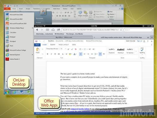 In Pictures: The best office apps for your iPad, round 5