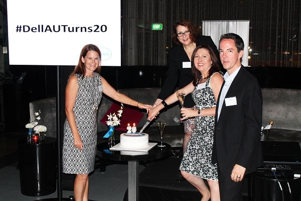In pictures: Dell Australia turns 20