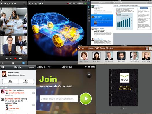 In Pictures: 7 mobile apps that jump-start team collaboration
