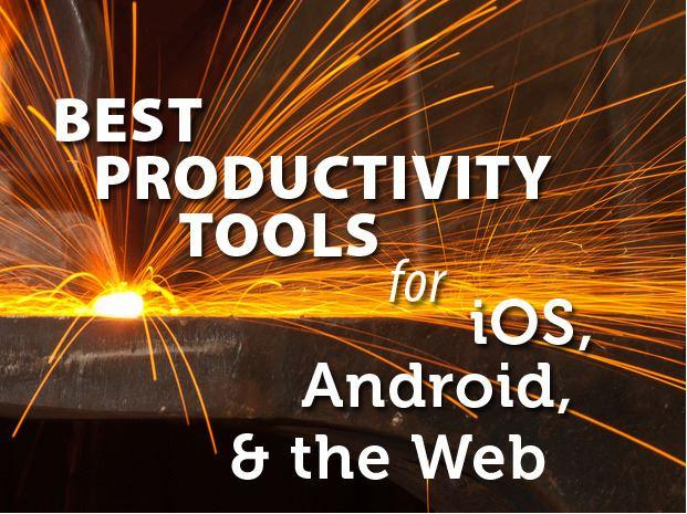 In Pictures: 20 great productivity apps for Android, iOS, and the Web