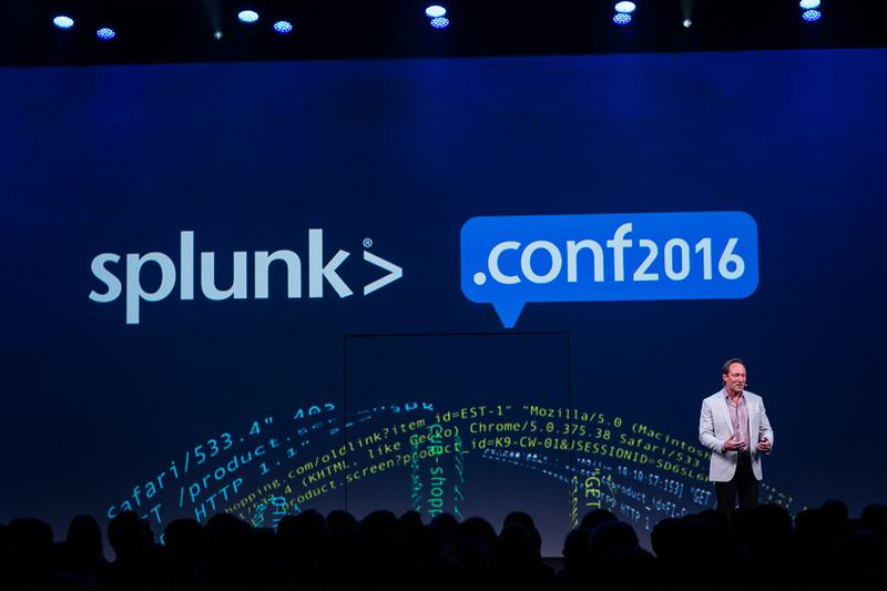 Gallery: Splunk's seventh annual user conference