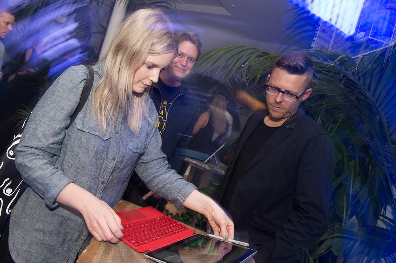 IN PICTURES: NZ open for business as Microsoft launches Surface Pro 4 - Part 2
