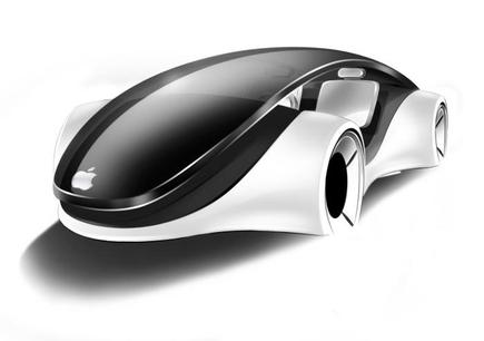 Is this what the future Apple Car will look like?
