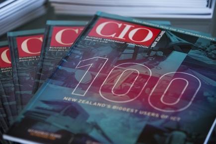 The 2015 CIO100 report