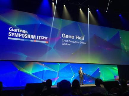Gene Hall: CEOs are focused on digital businesses and winning CEOs need you.