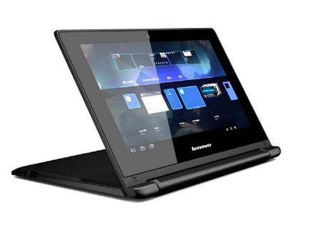 Lenovo's IdeaPad A10 runs Android